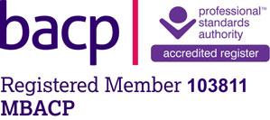 Lorraine Murphy is a registered member of BACP, member number 103811