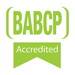 Ina Watson is accredited by the BABCP