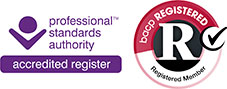bacp accredited logo