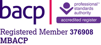 Claire Gilbert is a registered member of the BACP
