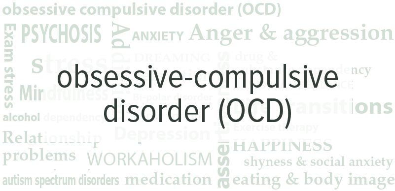 Obsessive-compulsive disorder (OCD) - First Psychology Scotland